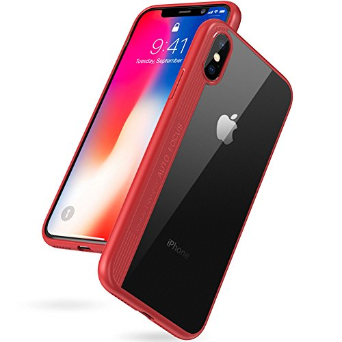 Shock absorbing - soft-flex tpu bumper frame are equipped with air cushion technology for
