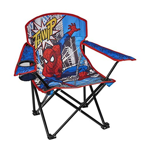 Exxel Outdoors Disney Frozen Camp Chair Purple Arodai